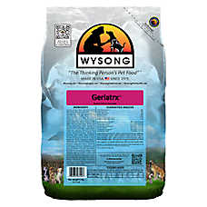 Wysong Geriatrx Senior Cat Food - Turkey