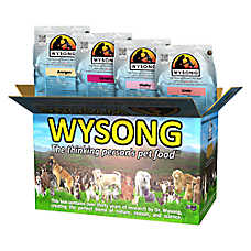 Wysong Variety Pack Cat Food - Anergen, Geriatrx, Vitality & Uretic