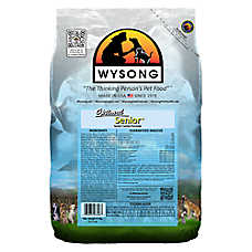 Wysong Optimal Senior Dog Food - Turkey