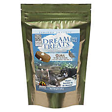 Wysong Dream Treats Raw Dog & Cat Treat - Quail