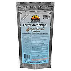 Wysong Ferret Achetype™ Quail Raw Ferret Diet Food