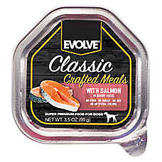 Evolve® Classic Crafted Meals Dog Food - Salmon