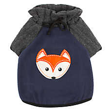 Top Paw® Fox Cinch Fleece Pet Sweater