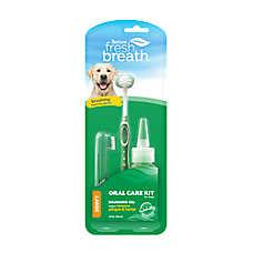 TropiClean® Fresh Breath® Dog Oral Care Kit