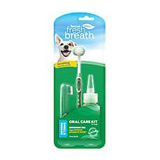 TropiClean® Fresh Breath® Small Dog Oral Care Kit
