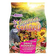 Brown's® Tropical Carnival® Hookbill Bird Food