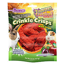 Brown's® Tropical Carnival® Crinkle Crisps Treats