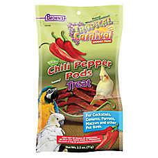 Brown's® Tropical Carnival® Natural Chili Pepper Treats