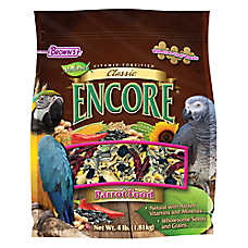 Brown's® Encore® Classic Natural Parrot Food