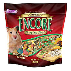 Brown's® Encore® Foraging Feast Hamsters Food