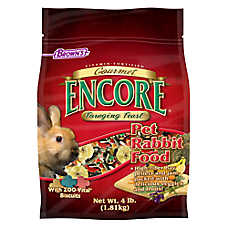Brown's® Encore® Foraging Feast Rabbit Food
