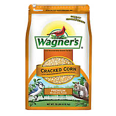 Wagner's Cracked Corn Wild Bird Seed
