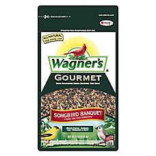 Wagner's Songbird Banquet Wild Bird Food