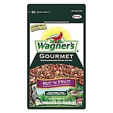 Wagner's Nut 'N Fruit Gourmet Wild Bird Food