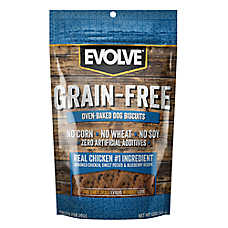 Evolve® Grain Free Dog Treat - Chicken, Sweet Potato & Blueberry