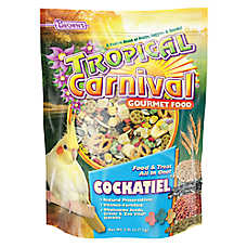 Brown's® Tropical Carnival® Cockatiel Food
