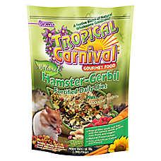 Brown's® Tropical Carnival® Natural Hamster & Gerbil Food