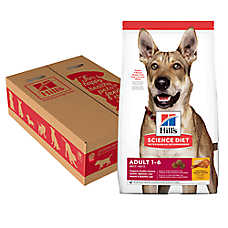 Hill's® Science Diet® Advanced Fitness Adult Dog Food - Chicken & Barley