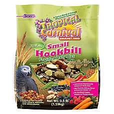 Brown's® Tropical Carnival® Natural Hookbill Food
