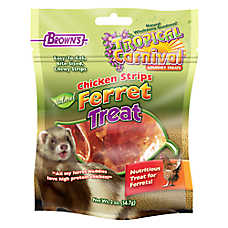 Brown's® Tropical Carnival® Natural Chicken Strips