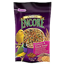 Brown's® Encore® Premium Canary & Finch Food