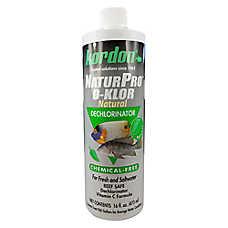Kordon® NaturePro D-Klor Aquarium Water Conditioner