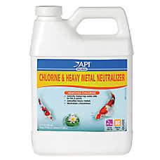 API® Pond Chlorine and Heavy Metal Neutralizer