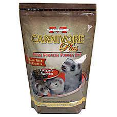 Marshall Carnivore Plus High Diet Ferret Food