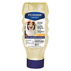 PetArmor® Plus Dog Flea & Tick Shampoo