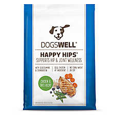 DOGSWELL® HAPPY HIPS® Dog Food - Chicken & Oats