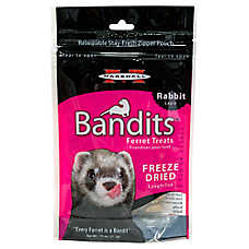 Marshall Pet Freeze Dried Rabbit Bandit Treats