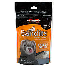 Marshall Pet Freeze Dried Turkey Bandit Treats