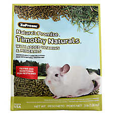 ZuPreem® Nature's Promise™ Chinchilla Food