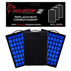AquaTop Replacement Filter Cartridge - PF 15UV