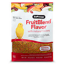 Zupreem® FruitBlend Flavor Very Small Bird Food