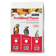 Zupreem® FruitBlend Flavor Medium Bird Food
