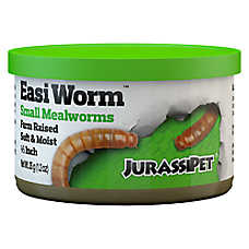 Jurassipet EasiWorm™ Small Mealworms