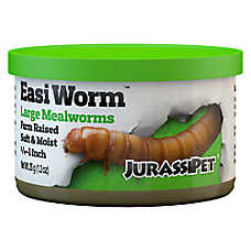 Jurassipet EasiWorm™ Large Mealworms