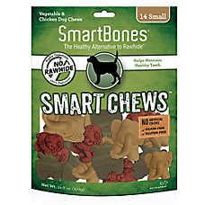 SmartBones® Smart Chews Small Dog Treat - Grain Free