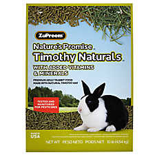 ZuPreem® Nature's Promise™ Rabbit Food