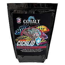 Cobalt™ Cichlid Fish Flakes
