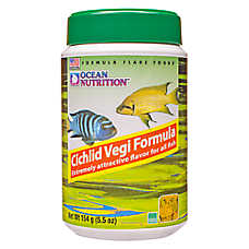 Ocean Nutrition™ Cichlid Vegi Flakes