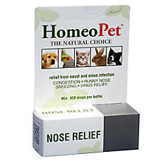 HomeoPet® Nose Relief