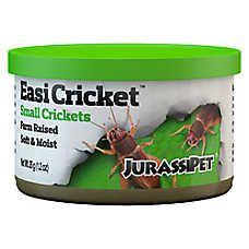 Jurassipet EasiCricket™ Small Crickets