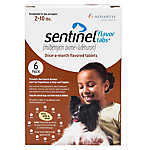 Sentinal Tablets for Dogs 6 Count