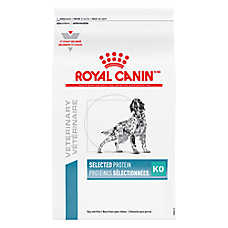 Royal Canin Veterinary Diet® Selected Protein Adult KD Dog Food