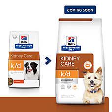 Hill's® Prescription Diet® k/d Kidney Care Dog Food - Chicken