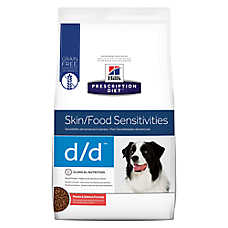 Hill's® Prescription Diet® d/d Skin/Food Sensitivities Dog Food - Grain Free, Potato & Salmon