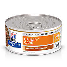 Hill's® Prescription Diet® c/d Multicare Canine Urinary Care Dog Food - Chicken & Vegtable Stew