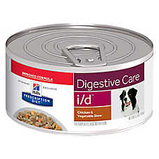 Hill's® Prescription Diet® i/d Digestive Care Dog Food - Chicken & Vegetable Stew